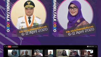 Babeltalk, Ajang Learning From Home Ala Masyarakat Bangka Belitung