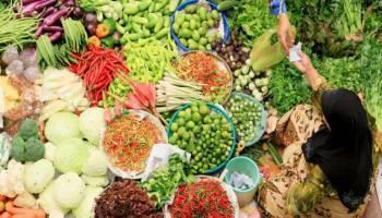 Bahan Pangan Sumbang Inflasi Januari 2019