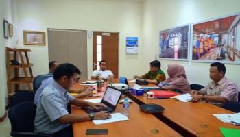 Bahas Masalah SDM di Babel, Wakil Ketua DPRD Sharing dengan PT. Timah