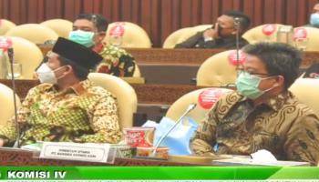 Bahas PT BAA, Komisi IV DPR RI Gelar Rapat Dengar Pendapat