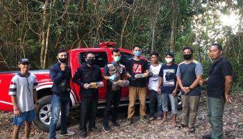 Balai Karantina Pertanian Pangkalpinang Gagalkan Penyelundupan Satwa ke Yogyakarta