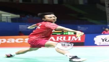 Bangka Belitung Indonesia Masters 2018: Indonesia Kirim Dua Wakil ke Final