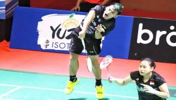 Bangka Belitung Indonesia Masters 2018: Kalahkan Pasangan Thailand, Rinov/Mentari Juara