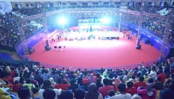Bangka Belitung Indonesia Masters 2018: Ribuan Penonton Padati GOR Sahabudin