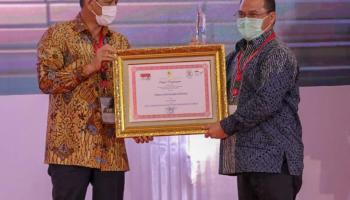 Bangka Belitung Raih Penghargaan Top Inovasi Pelayanan Publik Penanganan Covid-19