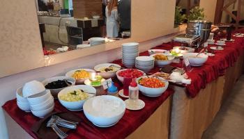 Bangka City Hotel Hadirkan Promo Berbuka Puasa Pak Rahmat dan Nganggung Yo