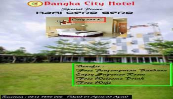Bangka City Hotel Hadirkan Promo di Momen Spesial Ceng Beng