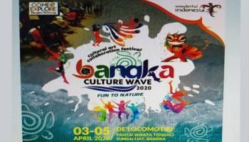 Bangka Culture Wave Kembali Hadir Awal April 2020
