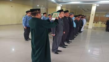 Bangka Selatan Rotasi Pejabat, Bupati: Hal Yang Wajar