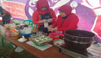 Bangka Tengah Optimis Juara Perlombaan Usaha Wisata Kuliner TCOF