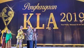 Bangka Tengah Terima Penghargaan Kabupaten Layak Anak dari Kementerian PPPA RI