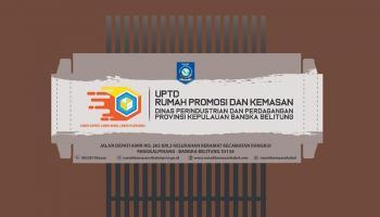 Bantu IKM Babel, UPTD Rumah Promosi dan Kemasan Akan Bangun SI Kelesan