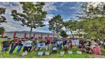 Bantu Korban Banjir Jabodetabek, Paguyuban Vespa Babar Kumpulkan Dana 15,7 Juta