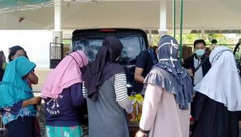 Bantu Masyarakat Terdampak Covid-19, Disperindag Babel Gelar Operasi Pasar Murah di Payung