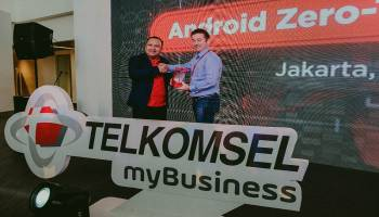 Bantu Perusahaan Efisiensi Bisnis, Telkomsel Hadirkan Android Zero-touch Enrollment