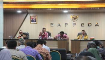 Bappeda Babel Gelar Forum Komunikasi Publik RKPD 2021, Petakan Empat Prioritas Pembangunan Daerah