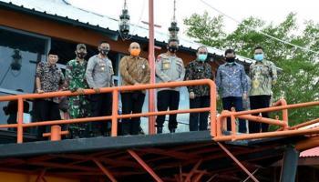Baru Pertama Coba, Menteri Suharso Ketagihan Gangan Ikan Ketarap Khas Belitung