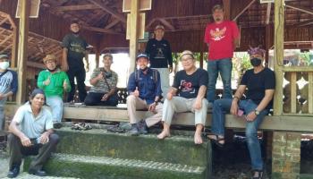 Baru Saja Dibentuk, LAM Pangkalpinang Silaturrahmi Bersama Pelaku Budaya