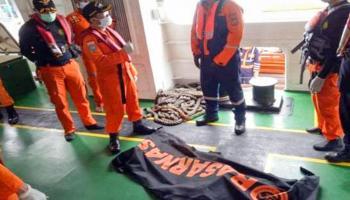 Basarnas Terima Potongan Tubuh Diduga Korban Sriwijaya Air SJ182 dari Nelayan