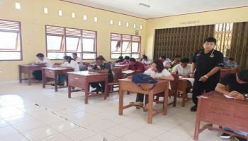 Bawaslu Bateng Awasi Melekat Tes Tertulis Calon Anggota PPS