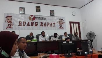 Bawaslu Bateng Gelar Sosialisasi Terkait Peraturan Iklan Kampanye