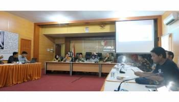 Bawaslu Gelar RDK bersama Awak Media : 18 Orang Gugur Verifikasi PPK Hingga Peluang Muncul Paslon Perseorangan