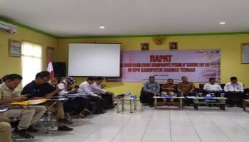 Bawaslu Bateng Sebut Banyak Pelanggaran APK Dalam Pemilu 2019