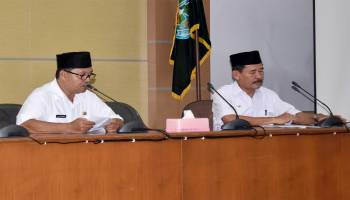Baznas Bangka Imbau Kepala Dinas Bayar Zakat Mal