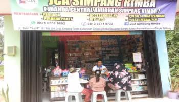 Belanja di JCA Simpang Rimba Tanpa Kantong Plastik Gratis Aksesoris Hp