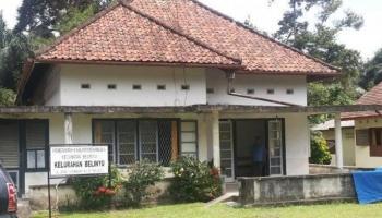 Di Belinyu, Ada Rumah Kayu Bergaya Tionghoa Masa Penjajahan Belanda