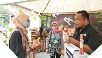 Belitung Expo 2020, Wadah UMKM Perkenalkan Produk Lokal