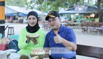 Belitung Musim Durian, Pecinta Durian Wajib Mampir