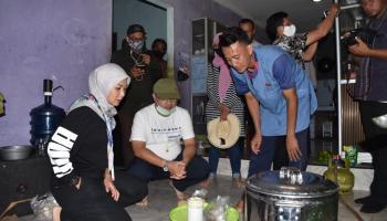 Berawal Dari Youtube, Gubernur Erzaldi dan Istri Cicipi Kembang Tahu Budi, Melati: Seperti Silky Puding!