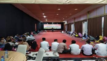 Berbagi Keberkahan, Bangka City Hotel Buka Bersama Anak Panti Asuhan