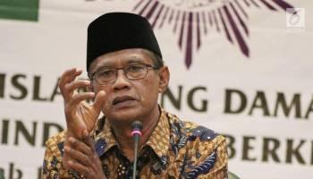 Berbeda Sikap dengan Amien Rais, PP Muhammadiyah Imbau Tak Ada Mobilisasi Massa