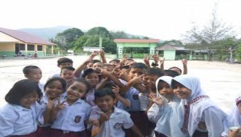 Berikan Edukasi dan Motivasi, Mahasiswa KKN UBB Desa Permis Gelar Sarapan Sehat