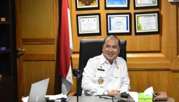 Berikan Semangat, Gubernur Erzaldi Lakukan Vidcon dengan Pelaku UMKM