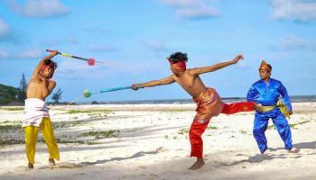 Beripat, Seni Bertarung Ala Belitung Timur