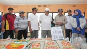 Berkah Mart dan Pasar Desa Menandai Usia 8 Tahun Desa Melabun, Bupati Ibnu Saleh: Melabun Tumbuh Pesat!