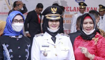 Bersama Bupati Riza Herdavid, Wabup Basel Debby Jamro Mantapkan 4 Target Utama untuk Junjung Besaoh