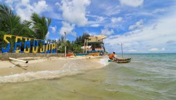 Bersama CB DAK 2, BBR on Trip Mengejar Keindahan Pulau Panjang dan Semujur
