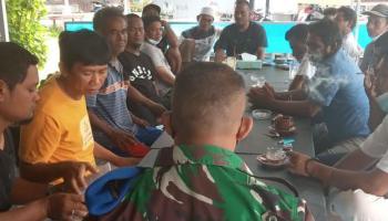 Bersama Nelayan, HNSI Bangka Bentuk Koperasi Nelayan