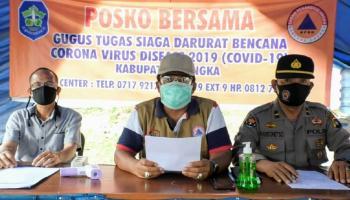 Bertambah 11 Kasus, Pasien Positif Covid-19 Di Kabupaten Bangka Semakin Tinggi