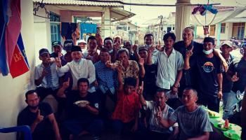 Bertemu Warga Mesu, Cawabup Herry Erfian Pengen Wujudkan Generasi Unggul Bangka Tengah