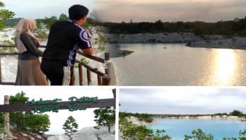Birunya Kolong Eks Kolong Timah  Desa CIT