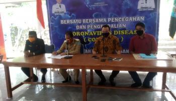 BKBB Beri Bantuan APD ke Pemerintah Kabupaten Bangka