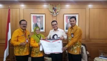 BKKBN Babel Sabet Predikat Anugerah Zona Integritas WBK