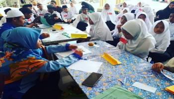 BKPRMI Simba Munaqosah 288 Santri/Santriwati, Ciptakan Generasi Milenial Qurani