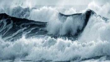 BMKG: Gelombang Jalur Penyeberangan Babel 4,0-5,0 Meter