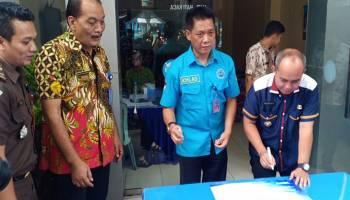 BNN Kota Pangkal Pinang Canangkan Zona Integritas WBK dan WBBM